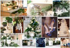 Winter Wedding Decoration by Rasa en Détail: http://rasa-en-detail.de/projekte-details/articles/winterhochzeit.html  #Winterhochzeitsdekoration