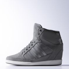 newest 09e10 12533 adidas - Tenis WENEO Super Wedge Mujer Wedge Sneakers, Wedge Shoes, Adidas  Shoes Women