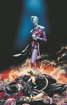 Joker - Batgirl 14