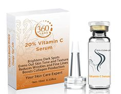 Vitamin C Serum - Best Skin Serum For Face And Skin - This Skin Serum Contains 20% Vitamin C & Contains Hyaluronic Acid - This Serum Brightens Dark Spots Evens Out Skin Tone and Texture - Reduces Wrinkles Leaves Skin Looking & Felling Younger - 100% Guarantee. - http://best-anti-aging-products.co.uk/product/vitamin-c-serum-best-skin-serum-for-face-and-skin-this-skin-serum-contains-20-vitamin-c-contains-hyaluronic-acid-this-serum-brightens-dark-spots-evens-out-skin-tone-and-te