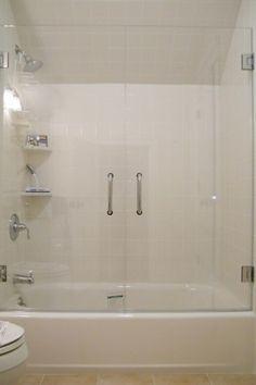 fibreglass shower surround 5 bathroom update ideas glass