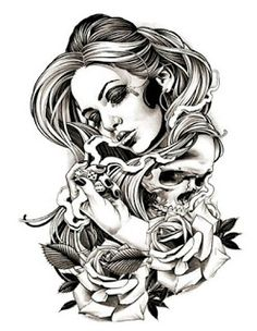 Gambling with death - temporäre tattoos Tatoo Art, Tattoo Drawings, I Tattoo, Art Tattoos, Tattoo Quotes, Tatuajes Tattoos, Chicano Tattoos, Gangster Tattoos, Totenkopf Tattoos