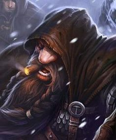 Dwarf - world of warcraft.