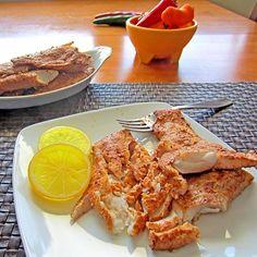 Pickerel Fish Cakes Recipe