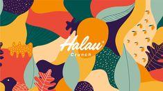 บรรจุภัณฑ์ถุงขนมเก๋ๆจาก Halau by Creamos Agencia | BUNJUPUN.COM
