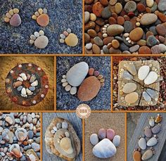 It's amazing what you can do with a bit of imagination and a few stones. on The Owner-Builder Network http://theownerbuildernetwork.co/wp-content/blogs.dir/1/files/mosaic/aaaaaarrr-9.jpg