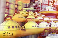 3D Printing: Mars City Design will 3D print in Mojave Desert - https://3dprintingindustry.com/news/mars-city-design-will-3d-print-mojave-desert-91706/