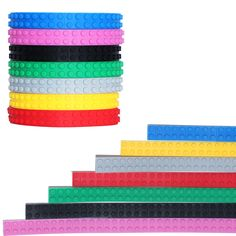 NEW | LEGO TAPE - Flexible, Cuttable, 3D Adhesive Lego Tape