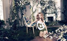 2013 : H & M Conscious Collection 2013 > Ads