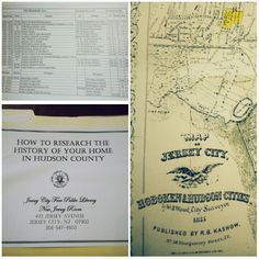 We had a terrific time learning how to research property history, and some genealogy, at the Jersey City Public Library last night. It's always fun to learn about the history of JC and Hudson County!  #historic #history #jerseycity #funtolearn #jc #hoboken #realestate #knowledgeispower #thisoldhouse #instalike #inspiration #oldhouselove #love #home #diy #architecture #nj #vintage #genealogy #library #map