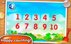Math, Count & Numbers for Kids - screenshot