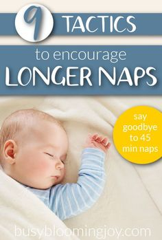 Baby naps too short? 45 minute naps? When your baby takes short naps it's just the worst. How to get baby to take longer naps & get baby to sleep longer for naps with 9 tips for longer naps. How to help encourage & make baby take longer naps with these baby short nap tips (gentle sleep training & baby sleep tips). Wondering why does my baby take short naps? Baby taking short naps? Learn how to fix short naps. 2 3 4 5 6 7 8 month old short naps. Baby napping tips, nap training. Newborn Needs, Newborn Baby Care, Baby Needs, Bedtime Routine Baby, Baby Sleep Schedule, Moms Sleep, Help Baby Sleep, Nap Training, Gentle Sleep Training