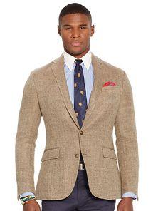 8c1585094 Morgan Wool Sport Coat - Polo Ralph Lauren Sport Coats - RalphLauren ...
