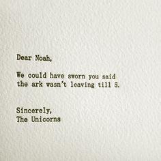poor unicorns never stood a chance