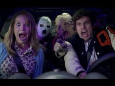 Mini packs a load of horror into a roomy Countryman for Halloween
