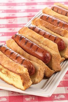 New England Hot Dog Buns