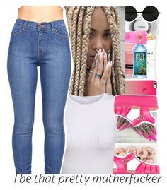 """""""Chilling"""" by divap01 ❤ liked on Polyvore featuring Dove, Neutrogena, MAC Cosmetics, Victoria's Secret and Casetify"""