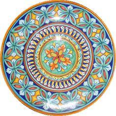 Italian Ceramics | Acrylic Painting Techniques On Ceramic Photos