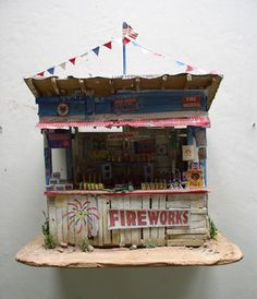 Tim Prythero - Fireworks II