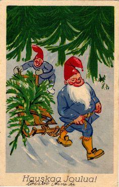 "HANS BJÖRKLIND ""UKKO"" - 106951943635258866150 - Picasa-verkkoalbumit Scandinavian Christmas, Gnomes, Album, Painting, Art, Costumes, Picasa, Secret Santa, Craft Art"