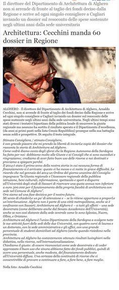 Alguer.it, 10 febbraio 2015 #salviamoarchitetturaadalghero