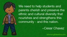 1000 images about hispanic heritage lessons crafts on for Cesar chavez coloring page