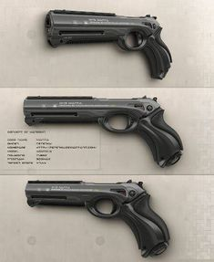Sci Fi Weapons, Concept Weapons, Weapons Guns, Guns And Ammo, Fantasy Weapons, Steampunk Weapons, Rifles, Future Weapons, Fire Powers