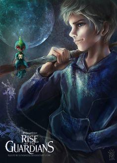 Jack Frost- Rise of the Guardians by lunakidz.deviantart.com on @deviantART