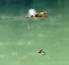Good rig solution for barbless hooks and fly movement