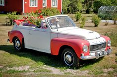 Volvo PV cabriolet | Flickr - Photo Sharing!