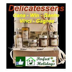 3º Sorteo Perfect Holidays: Delicatesens Delidelit - Productos Artesanales www.worldperfectholidays.com www.marketing-wph.com #sorteo #worldperfectholidays