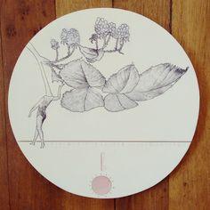 A+_=C pieza única #Himallineishon #homedecor #illustration #imaginations #art #handmade