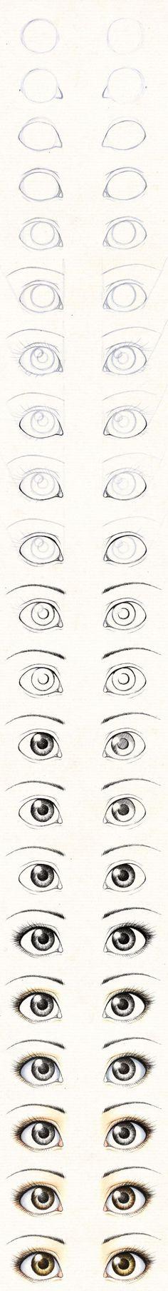 Рисуем глаза текстильной кукле. - Ярмарка Мастеров - ручная работа, handmade
