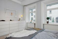 Ideas y almacenaje de un piso de estilo n�rdico