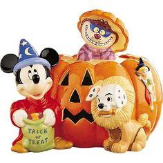 Disney Friends Halloween Cookie Jar