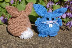 Ravelry: Randy Rabbit pattern by Ruth Norbury
