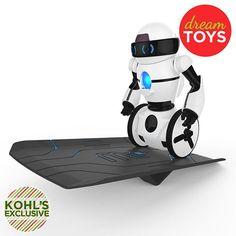 Wow Wee MiP White Stunt Robot #GiftIT #Kohls