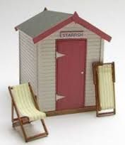 miniature beach houses - Google Search