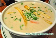 Recetas Bolivia : Sopa de Maní