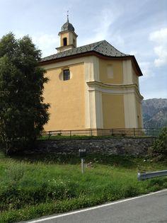 Madonna di Caravaggio - Oga, Valdidentro (Sondrio)