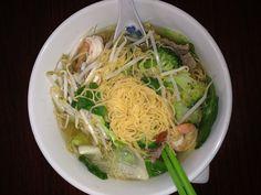 Egg Thai Noodle