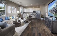 Click on the link for the Pinnacle floor plan & take a walk inside this beautiful home!      Don't forget to find the NextGen suite!   Available at Victory at Verrado Active Adult community in Buckeye.