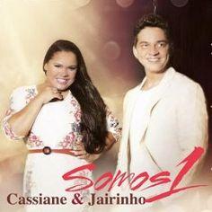 VISÃO NEWS GOSPEL: Cd Cassiane e Jairinho – Somos 1 (2015)