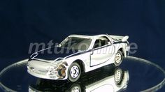 TOMICA 94 MAZDA RX-7 | FD3S | 1/59 | SILVER PLATED SERIES 2002