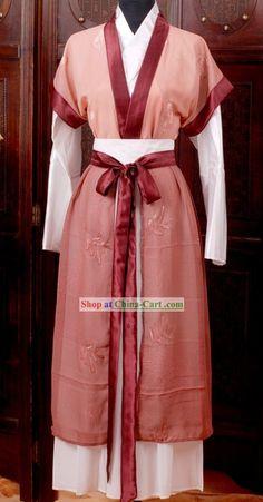 ancient china dress