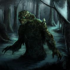 Berberoka- Philippine folklore: a female swamp creature. She sucks in water to expose a school of fish that would attract a fisherman. When one arrived she would hose him down with all the water she sucked out. She would drown him and then eat him whole. Mythological Creatures, Fantasy Creatures, Mythical Creatures, Swamp Creature, Beast Creature, Philippine Mythology, Alien Character, Legends And Myths, Berber