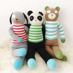 The boys Andiamo Bamboo and Berry have their striped shirts on for #nationalstripesday ! #blablakids #stripes
