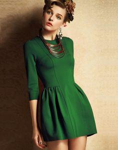 Платье, выкройка №266