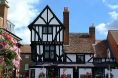 Thame, Oxfordshire, England