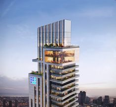 Boulevard 47 on Behance Hotel Architecture, Unique Architecture, Futuristic Architecture, Sustainable Architecture, Future Buildings, Modern Buildings, Building Facade, Building Exterior, Architecture Concept Drawings